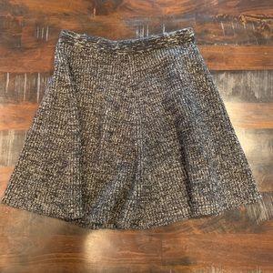 Adrienne Vittadini Wool Mini Skirt